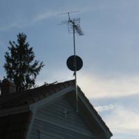 Antennin Asennus Omakotitaloon
