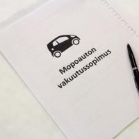 Mopoauton Vakuutus