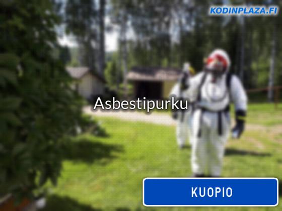 Asbestipurku Kuopio