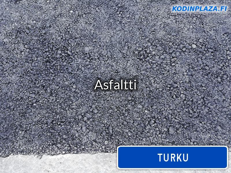 Asfaltti Turku