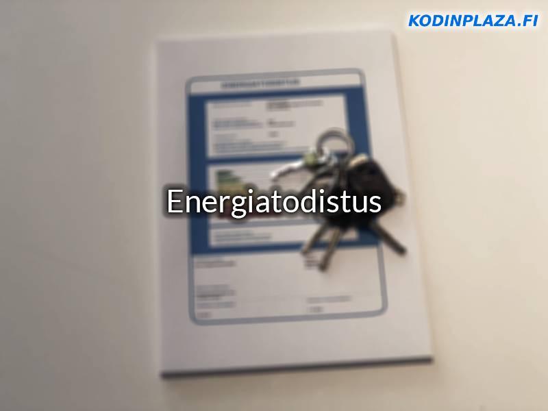Energiatodistus