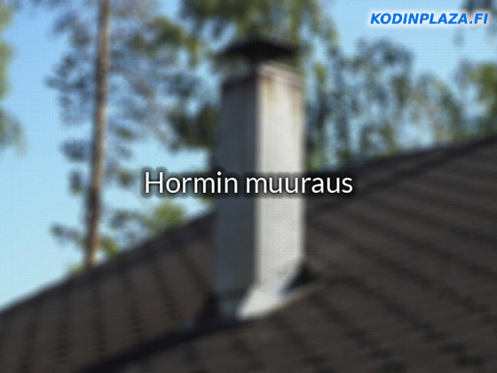 Hormin Muuraus