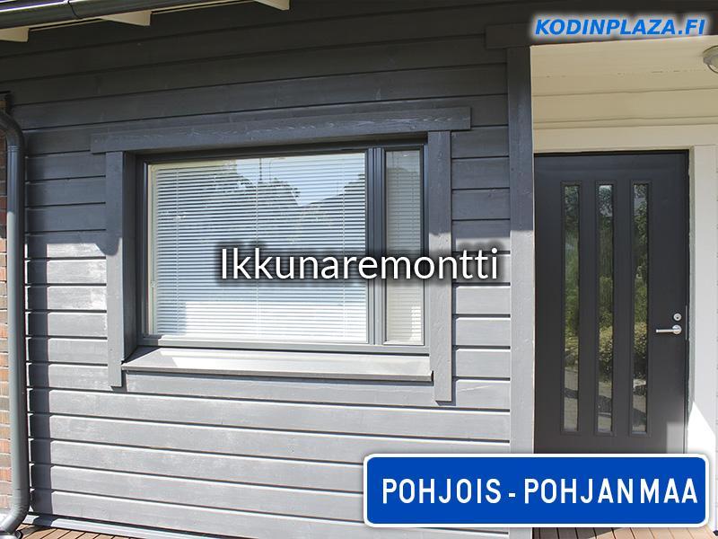 Ikkunaremontti Pohjois-Pohjanmaa