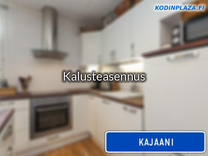 Kalusteasennus Kajaani