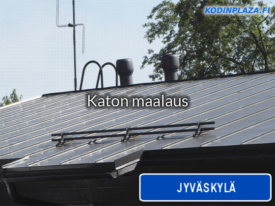 Katon maalaus Jyväskylä