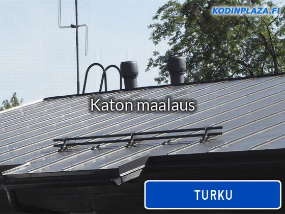 Katon maalaus Turku
