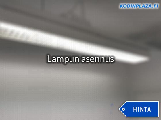 LED alasvalo FTLIGHT LUMISPOT IP22 4,5W 3000K, matta kromi, himmennettävä