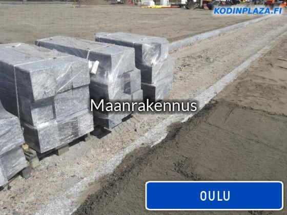 Maanrakennus Oulu