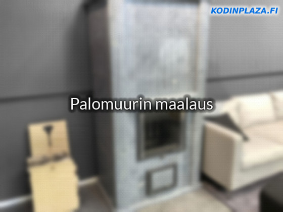 Vanhan Palomuurin Pinnoitus