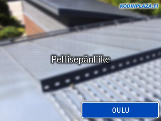 Peltisepänliike Oulu
