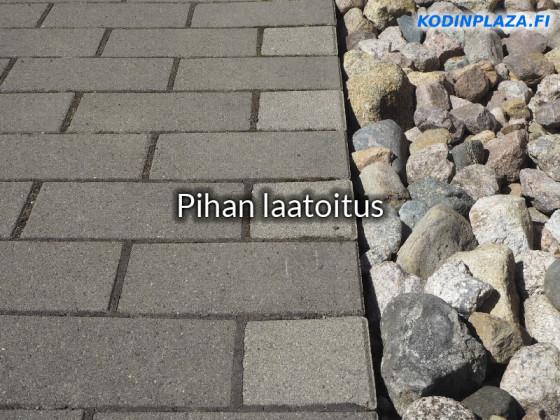 Pihan Laatoitus