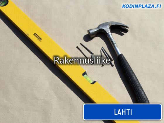Rakennusliike Lahti