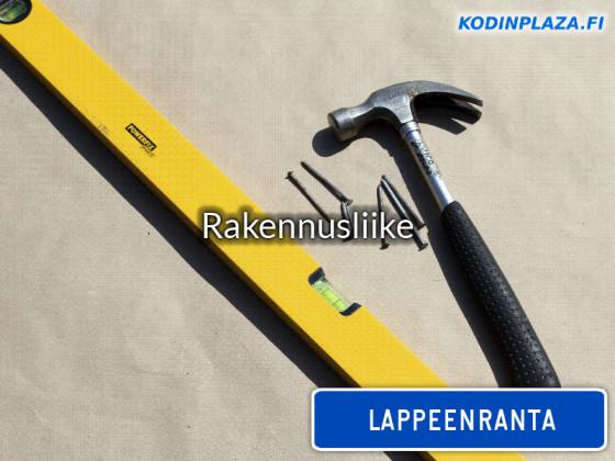 Rakennusliike Lappeenranta
