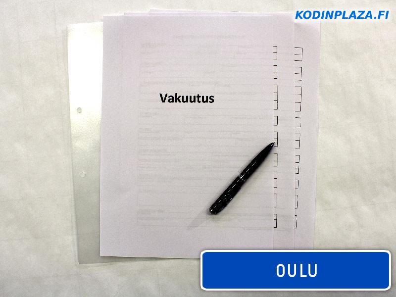 Vakuutukset Oulu